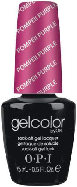 OPI, OPI Gel Polish GCC09 - Pompeii Purple, Mk Beauty Club, Acrylic & Gel