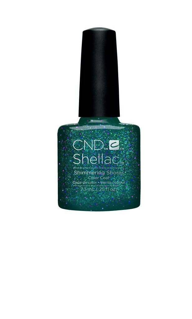 CND Shellac - Rhythm & Heat Collection - Shimmering Shores