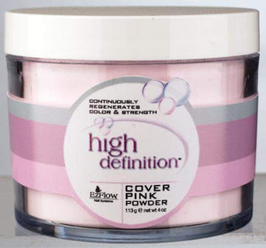 EZ Flow HD Cover Pink Acrylic Powder - 4 oz.