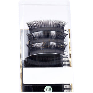 Keilash Premium Silk Eyelashes - JC Curl