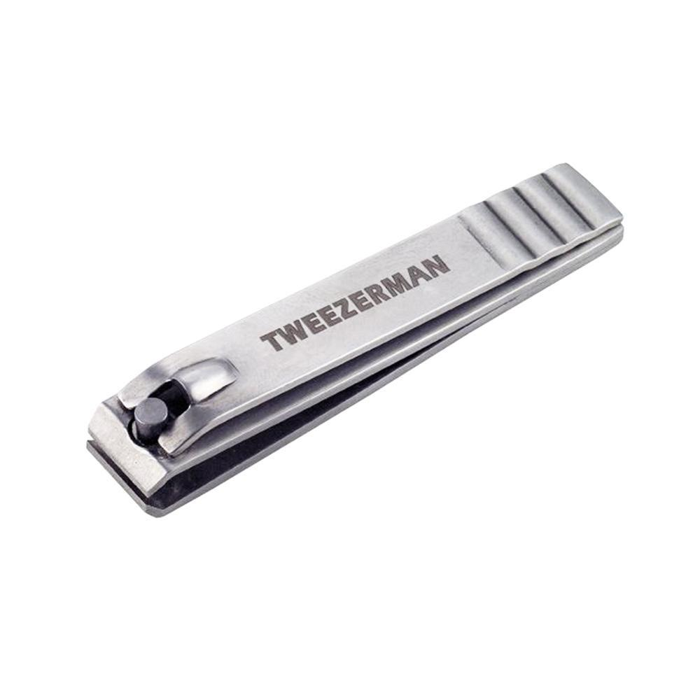 Tweezerman, Tweezerman - Stainless Steel Fingernail Clipper, Mk Beauty Club, Nail Clipper