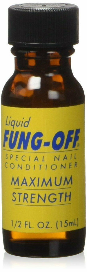 No Lift Nails FUNG OFF Liquid Nail Fungus Treatment .5oz/15mL