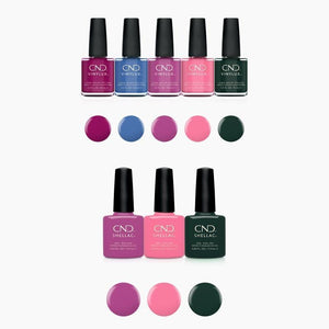 CND Shellac & Vinylux Bundle - Prismatic Collection