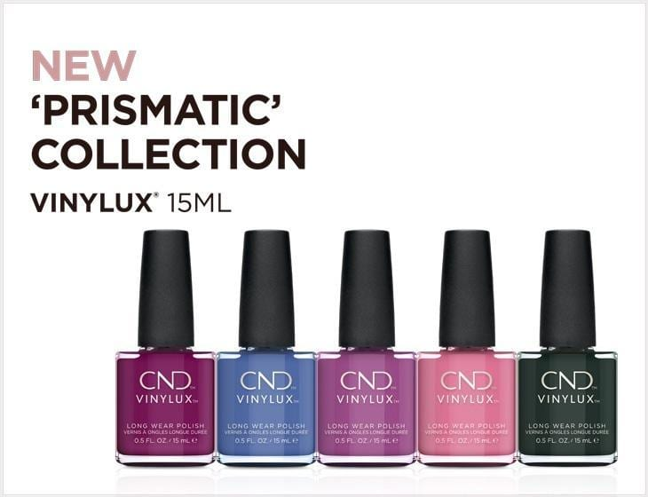CND, CND Prismatic Collection Vinylux Set, Mk Beauty Club, Long Lasting Nail Polish