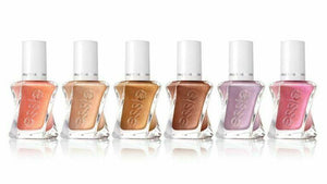 Essie Gel COUTURE Long Wear Nail Polish SUNRUSH METALS Creamy Metallic
