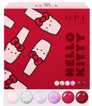 OPI Gelcolor Add On Kit #1 -Hello Kitty Collection 2019