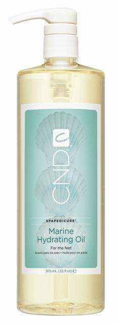 CND, CND SpaPedicure - Marine Hydrating Oil 33oz, Mk Beauty Club, Massage Oil