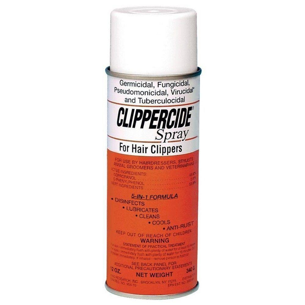 Barbicide Clippercide Spray 12 oz