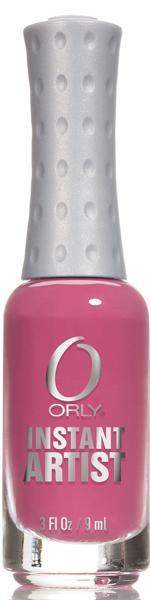 Orly, Orly Instant Artist - Rose, Mk Beauty Club, Nail Art