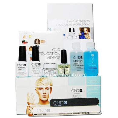 CND Brisa Lite - Removable Gel Smoothing Pack
