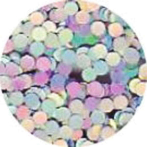 Erikonail Hologram Glitter - Holo Sivler/1mm - Jewelry Collection