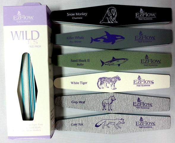 Ez Flow, EZ Flow Wild File Pro Pack, Mk Beauty Club, Supply