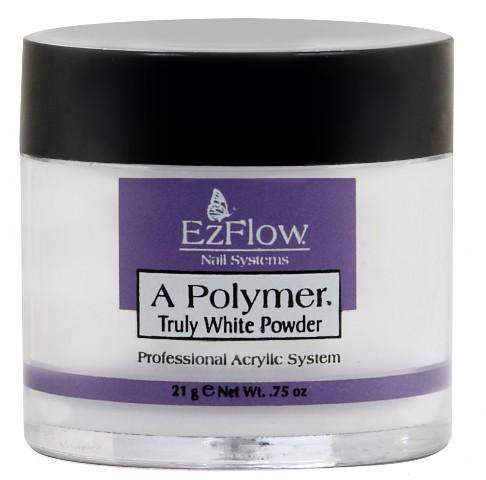 Ez Flow, EZ Flow A Polymer Truly White Powder - .75oz, Mk Beauty Club, Acrylic powder