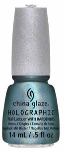 China Glaze - Don?€?t Be A Luna-Tic - Hologram Series