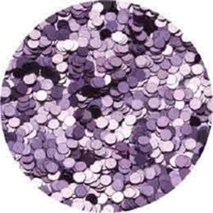 Erikonail Hologram Glitter - Metallic Light Purple/1mm - Jewelry Collection