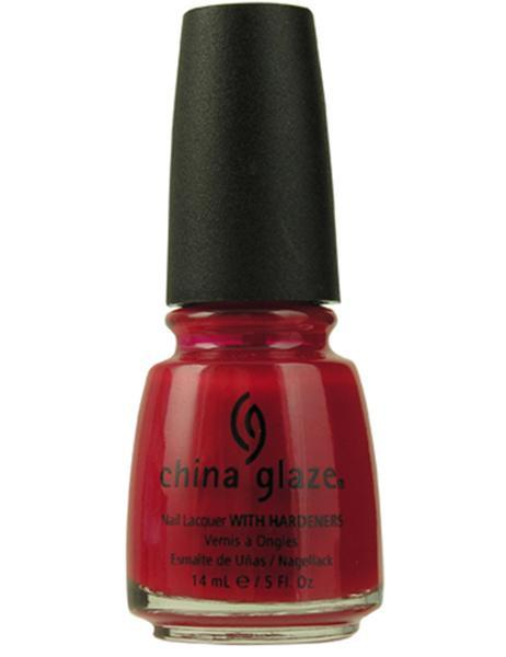 China Glaze - China Rouge