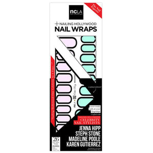 NCLA - Orbit Ring - Nail Wraps