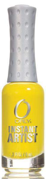 Orly, Orly Instant Artist - Sunshine, Mk Beauty Club, Nail Art