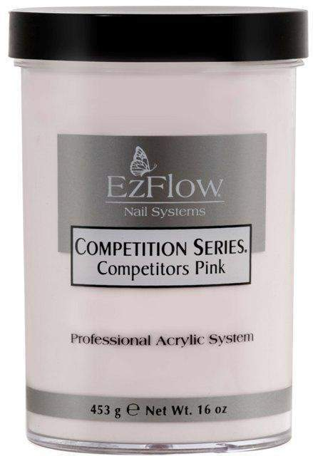 Ez Flow, EZ Flow Competitors Pink Powder - 16oz, Mk Beauty Club, Acrylic powder