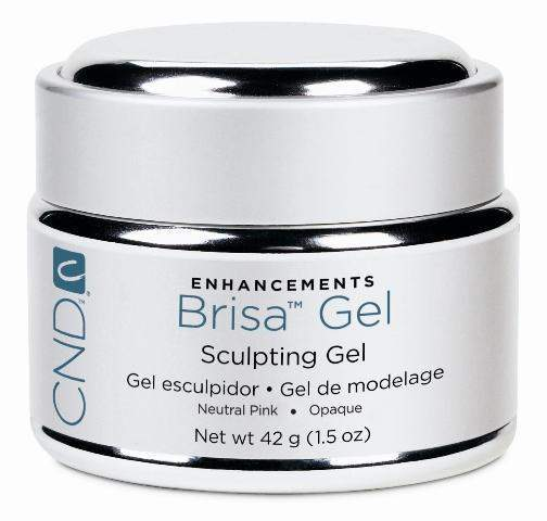 CND, CND Brisa Sculpting Gel - Neutral Pink Opaque 1.5oz, Mk Beauty Club, Hard Gel