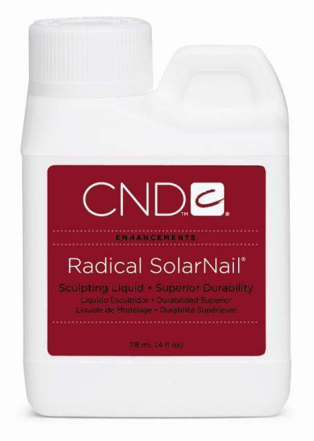CND, CND Radical Acrylic Liquid 4oz, Mk Beauty Club, Acrylic Liquid