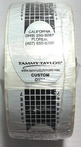 Tammy Taylor Custom Forms - Oval