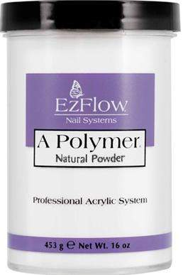 Ez Flow, EZ Flow A Polymer Natural Powder - 16oz, Mk Beauty Club, Acrylic powder