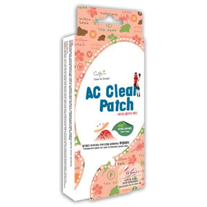 Cettua - AC Clear Patch - 4 Strips Per Box