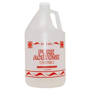 Supply-Nail Supply-Pure Acetone - 1 gallon
