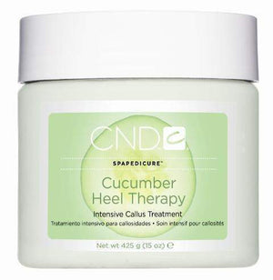 CND-Treatments-CND Cucumber Heel Therapy 15oz