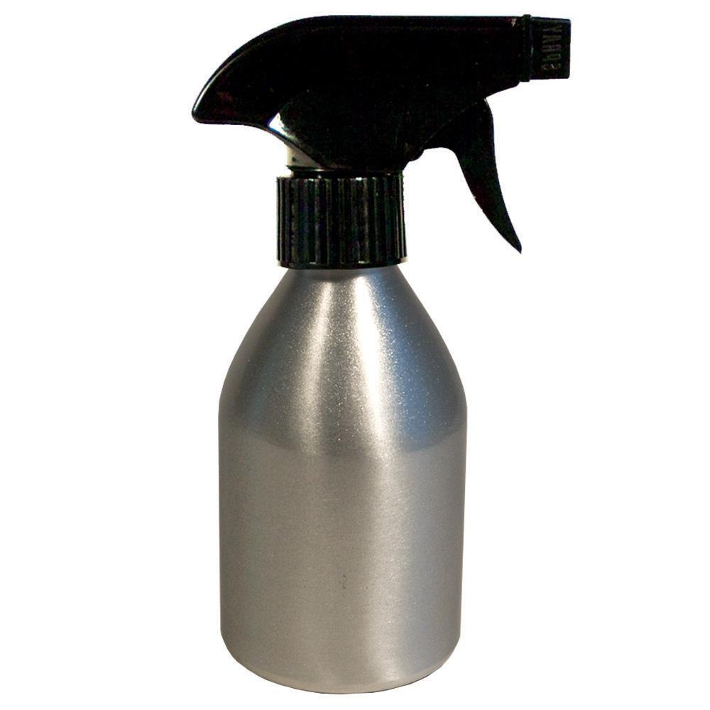 Soft N Style, Soft N Style- Aluminum Spray Bottle 11oz - Silver, Mk Beauty Club, Bottles / Pumps