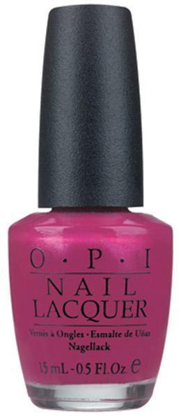 OPI, OPI Nail Lacquer  Flash Bulb Fuchsia, Mk Beauty Club, Nail Polish