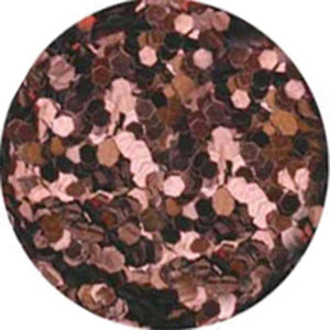 Erikonail Hologram Glitter - Garnet Brown/1.2mm - Jewelry Collection