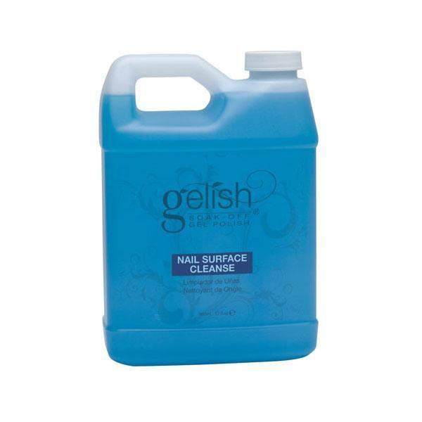 Nail Harmony Gelish - Nail Surface Cleanse - Cleanser Refill 32 oz.
