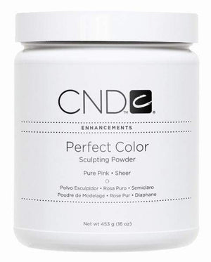 CND Sculpting Powder - Pure Pink Sheer Powder - 16oz