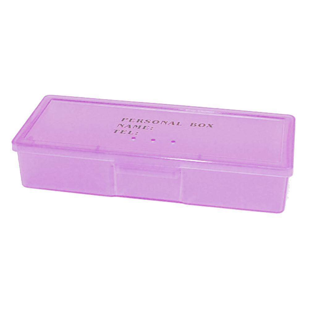 Salon Supply, Personal Box - Pink, Mk Beauty Club, Storage Container