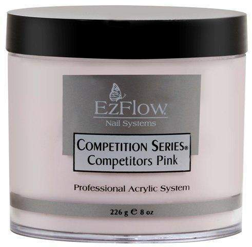 Ez Flow, EZ Flow Competitors Pink Powder - 8oz, Mk Beauty Club, Acrylic powder