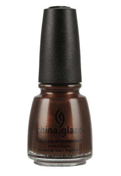 China Glaze - unplugged