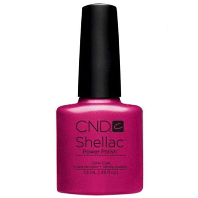 CND Shellac - Sultry Sunset - Paradise Summer Collection