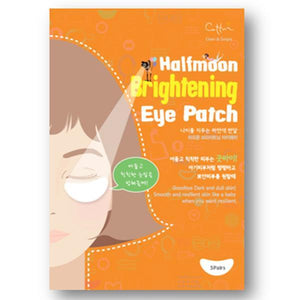Cettua - Half Moon Brightening Eye Patch - 5 Pairs Per Box