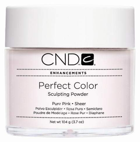 CND, CND Sculpting Powder - Pure Pink Sheer Powder 3.7oz, Mk Beauty Club, Acrylic Powder