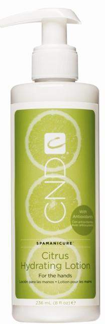 CND SpaManicure - Citrus Hydrating Lotion 8oz