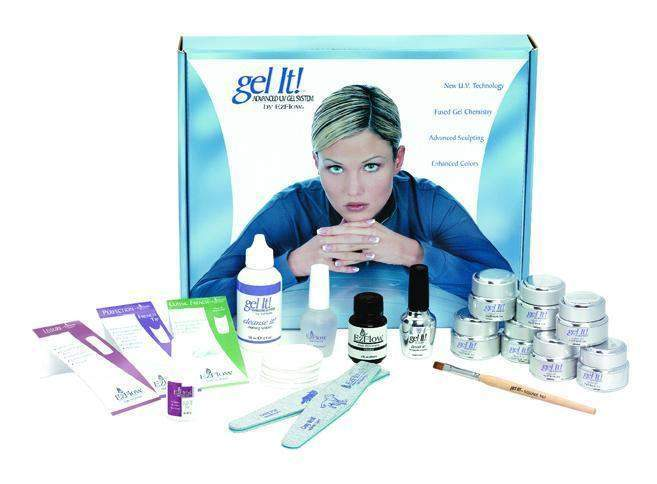 Ez Flow, Ez Flow Gel It Kit, Mk Beauty Club, Gel Extension Kit