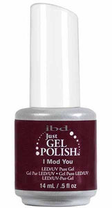 IBD - Just Gel Polish - I Mod You - Mad About Mod Collection