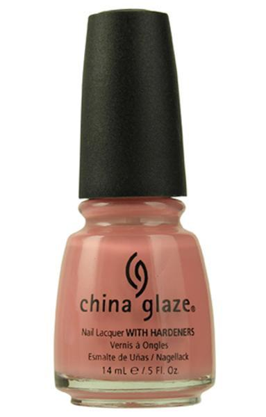 China Glaze - IV Pink Cr??me