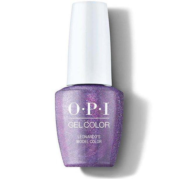 OPI GelColor - Leonardo's Model Color GCMI11 - Fall 2020 Milan Collection