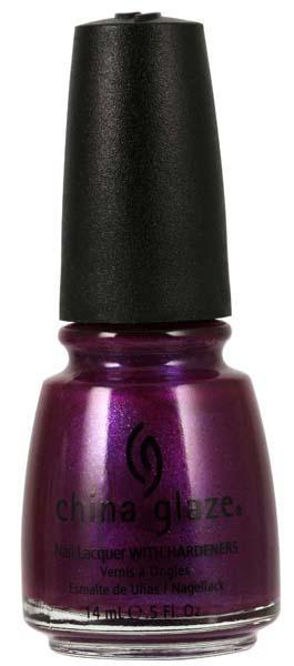 China Glaze -  Draped in Velvet