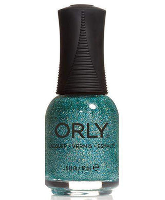 Orly Mash Up - Sparkling Garbage  - Summer 2013 Collection