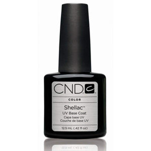 CND-Gel Polish Color-CND Shellac Base Coat 0.42oz