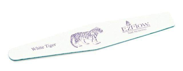 Ez Flow, EZ Flow Pro File - Whtie Tiger 100/100, Mk Beauty Club, Nail Files